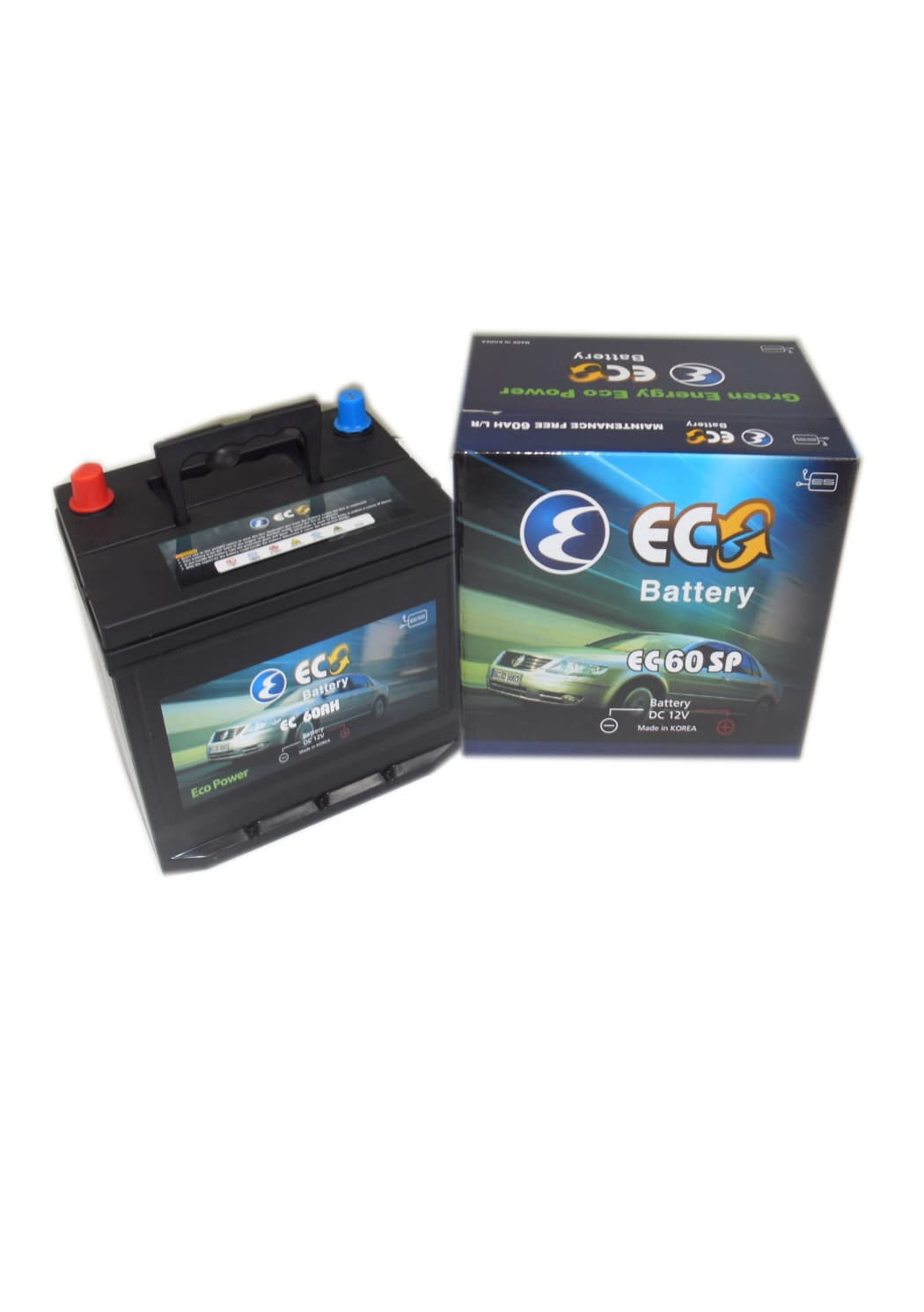 reconditioned car battery