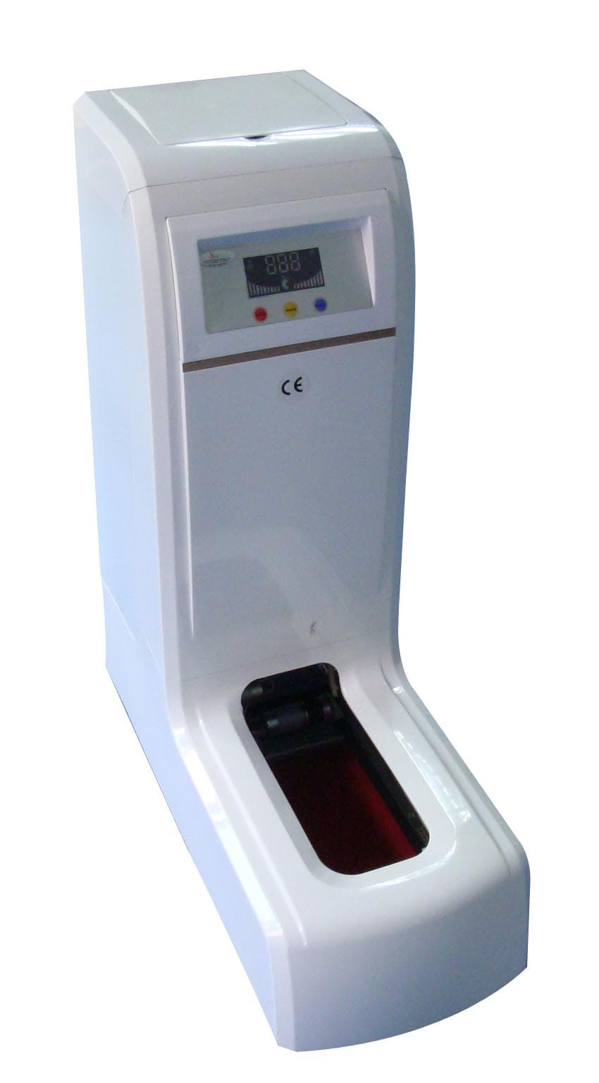 Automatic Shoe Cover Dispenser ~ Automatic shoe cover dispenser from shenzhen sikerma