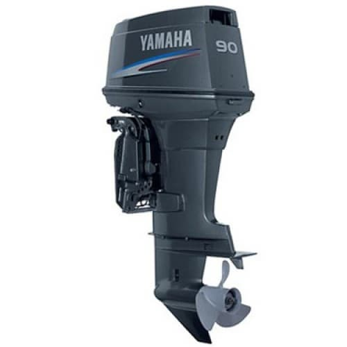 Yamaha 90tlr two stroke midrange 90hp from angkasa store for Yamaha outboard break in procedure