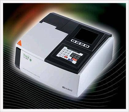 UV-Visible <strong>Spectrophotometer</strong>