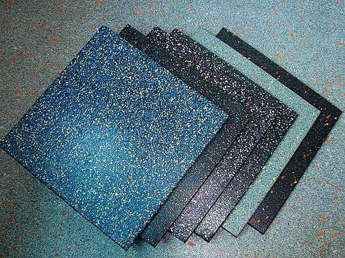 Speckled Rubber Floor Tiles Rubber Tiles Speckled Rubber