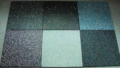 Speckled Rubber Floor Tiles Rubber Tiles Speckled Rubber