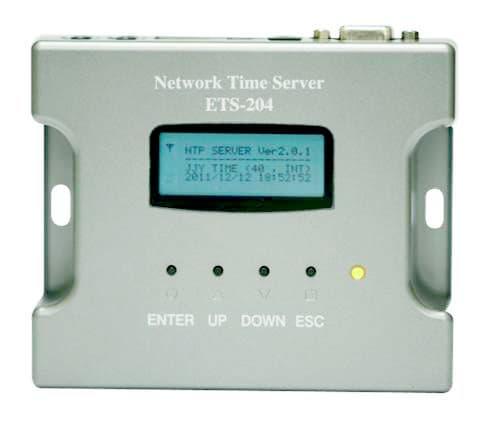 Network Time Server l ETS - 204