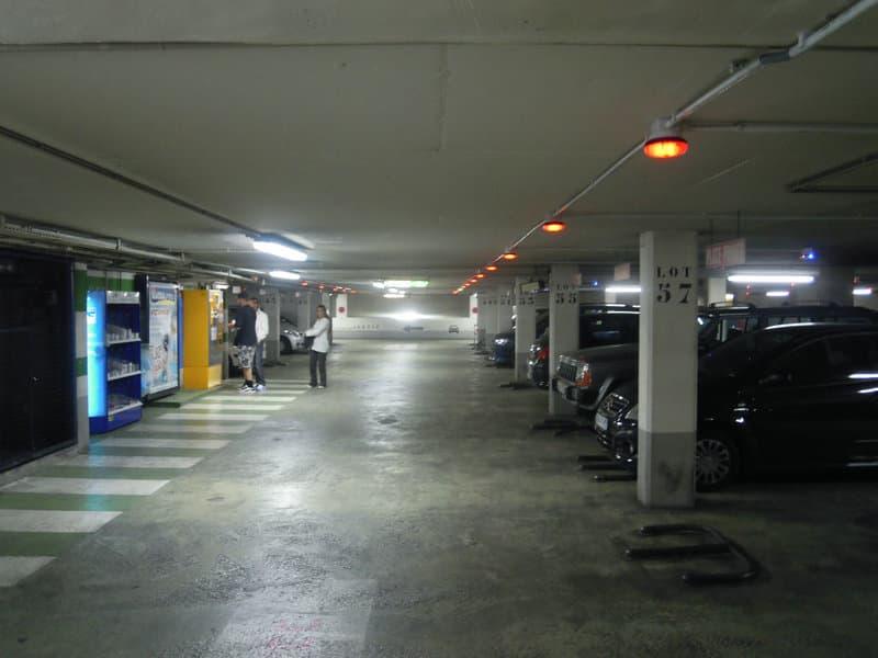 car parking management system project pdf