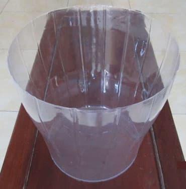 Basket Plastic Liner Tradekorea
