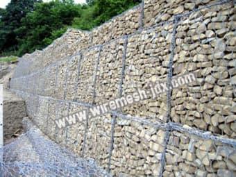Gabion Retaining Wall Gabion Wall Construction Jindexin