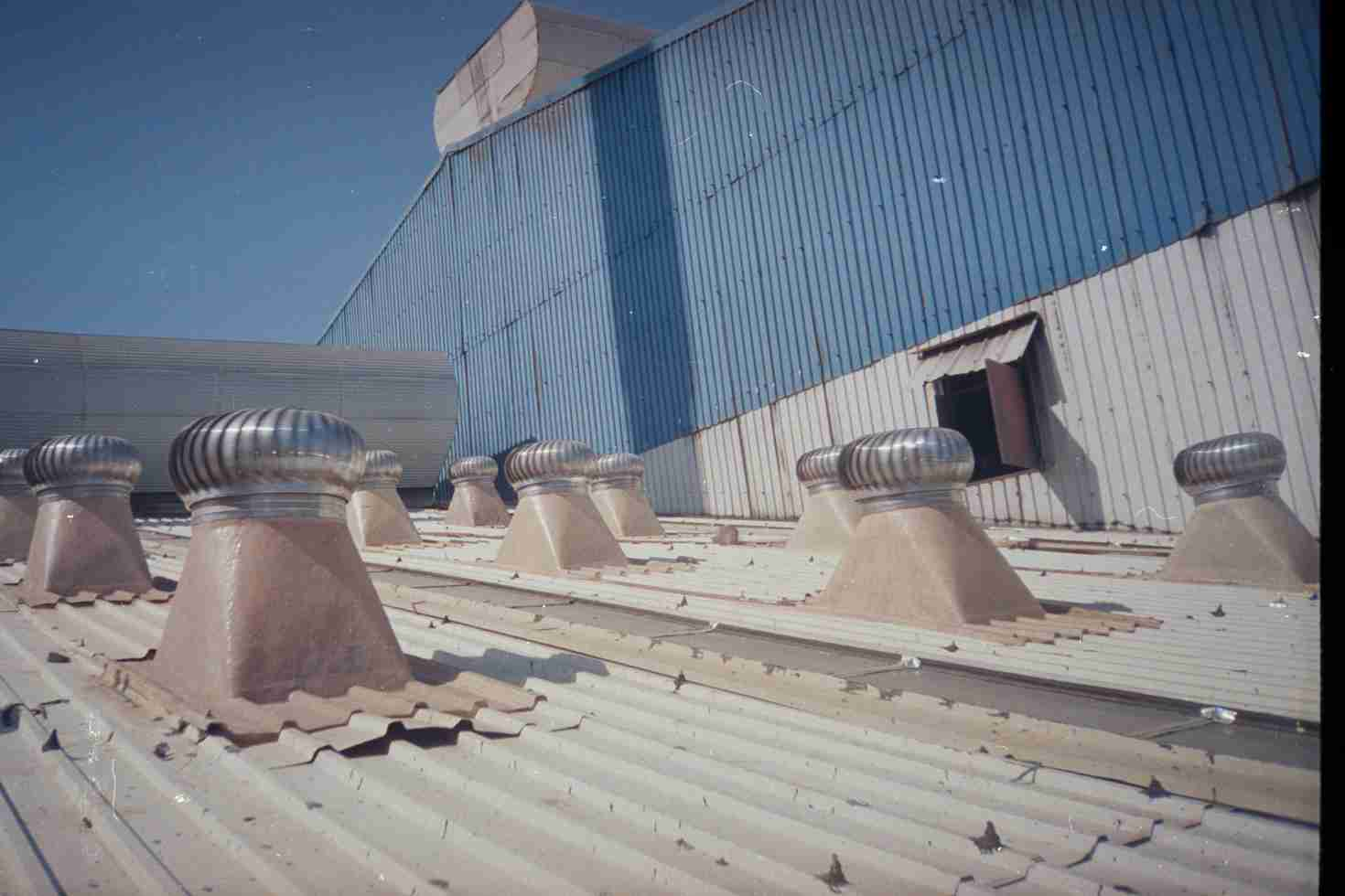 Roof Top Ventilators : Roof top ventilator from shiv industry b marketplace