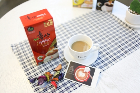 KOREAN RED GINSENG COFFEE MIX