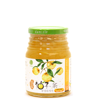 Damizle Citron 다미즐 봉밀유자차 580.jpg