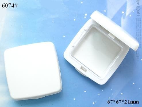 powder compact case/plastic