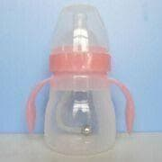 Silicon <strong>baby</strong> feeding bottle