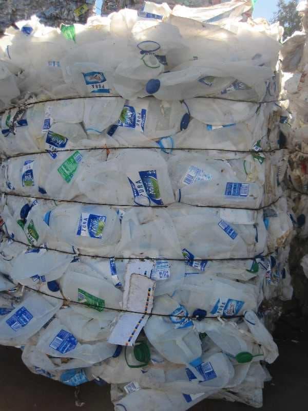 hdpe milk bottle scrap | tradekorea