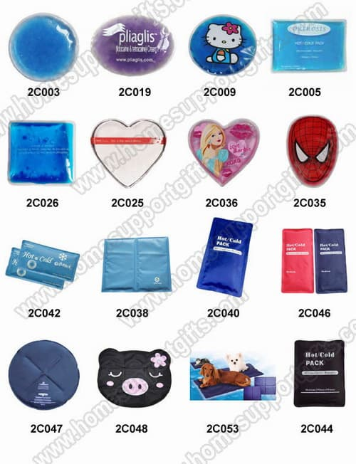 Reusable hot and cold pack,ice pack, cool pad