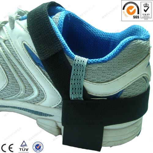 Anti Static Shoe Straps : Antistatic esd velcro foot strap fg e from shenzhen