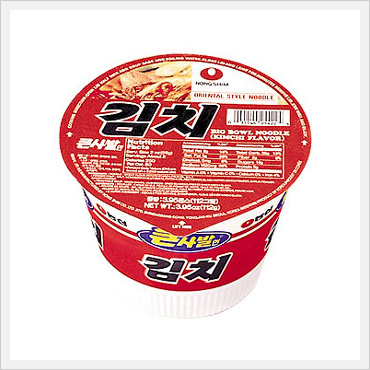 Big Bowl Noodle (Kimchi Flavor)