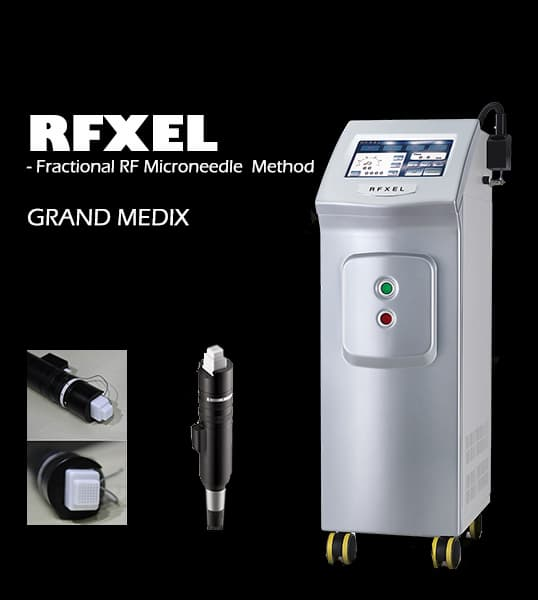 RFXEL (Fractional RF with  micro-needle)