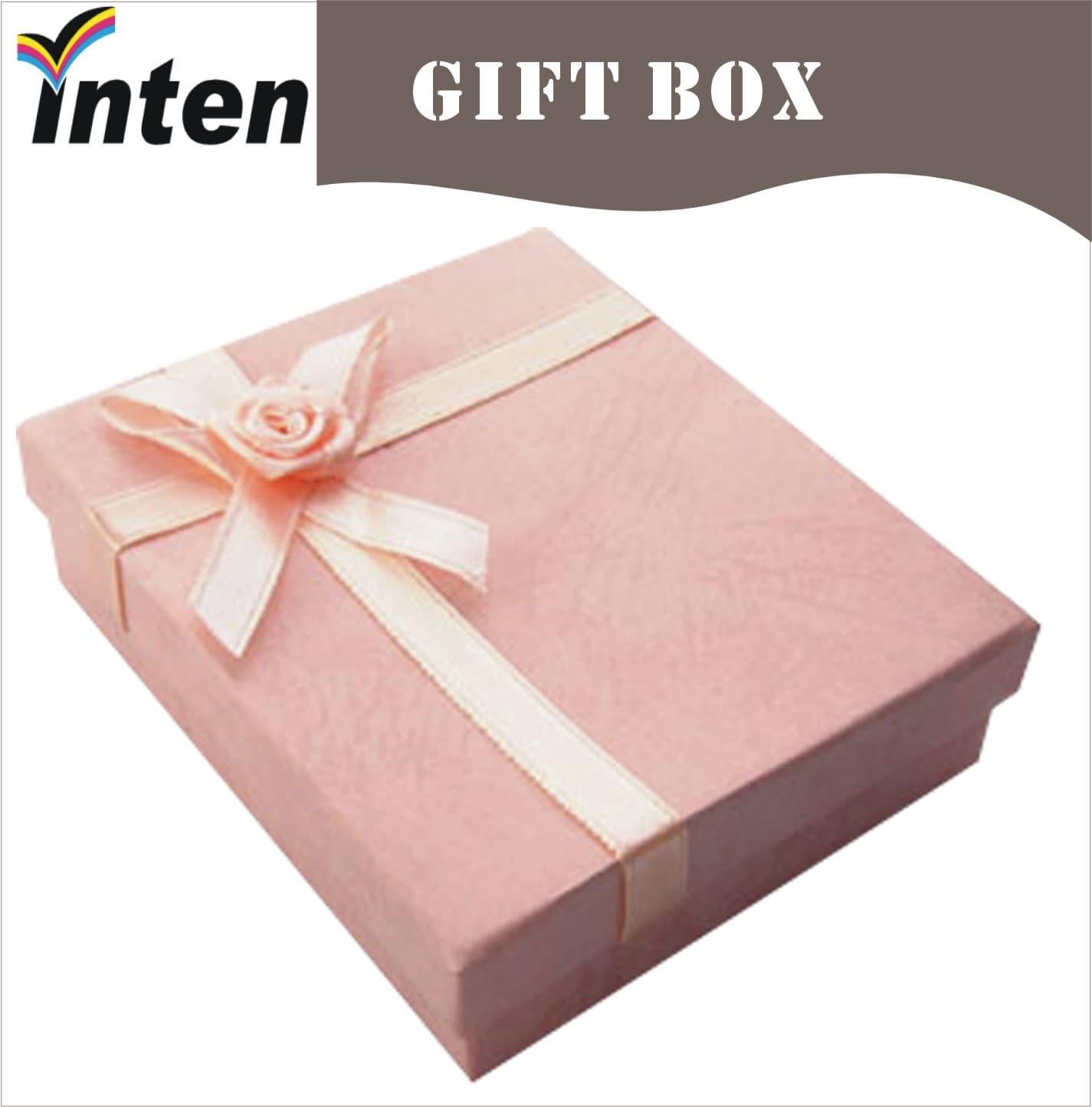 wedding paper gift box with ribbon from Inten Printing Co., Ltd B2B ...