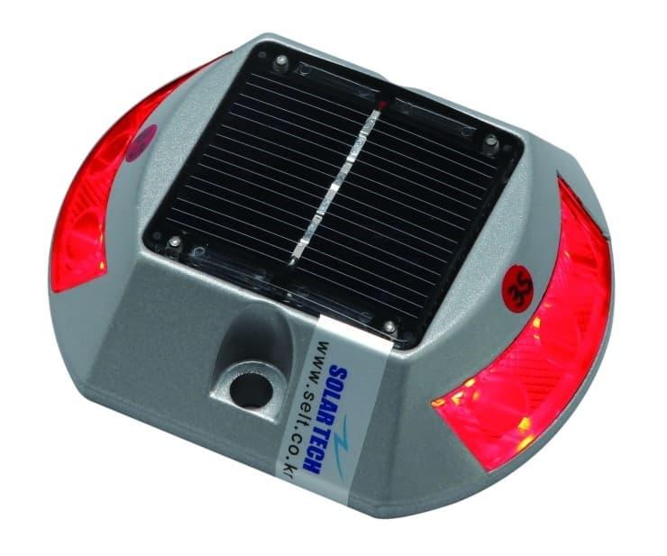 Solar Road-Side Warning Lamp (STL-RS)