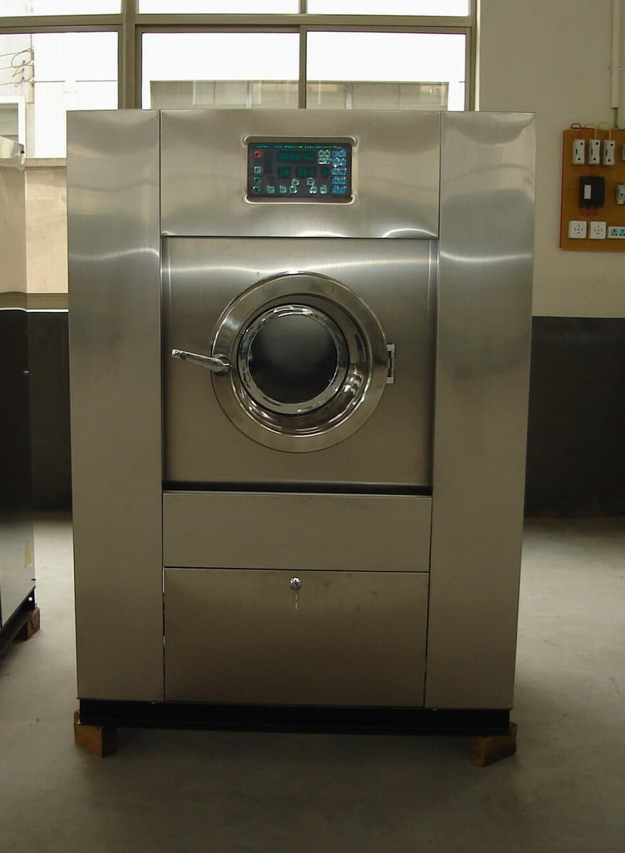 Industrial cloth washing machine from shanghai aiyisha laundry co ltd b2b marketplace portal - Interesting facts about washing machines ...