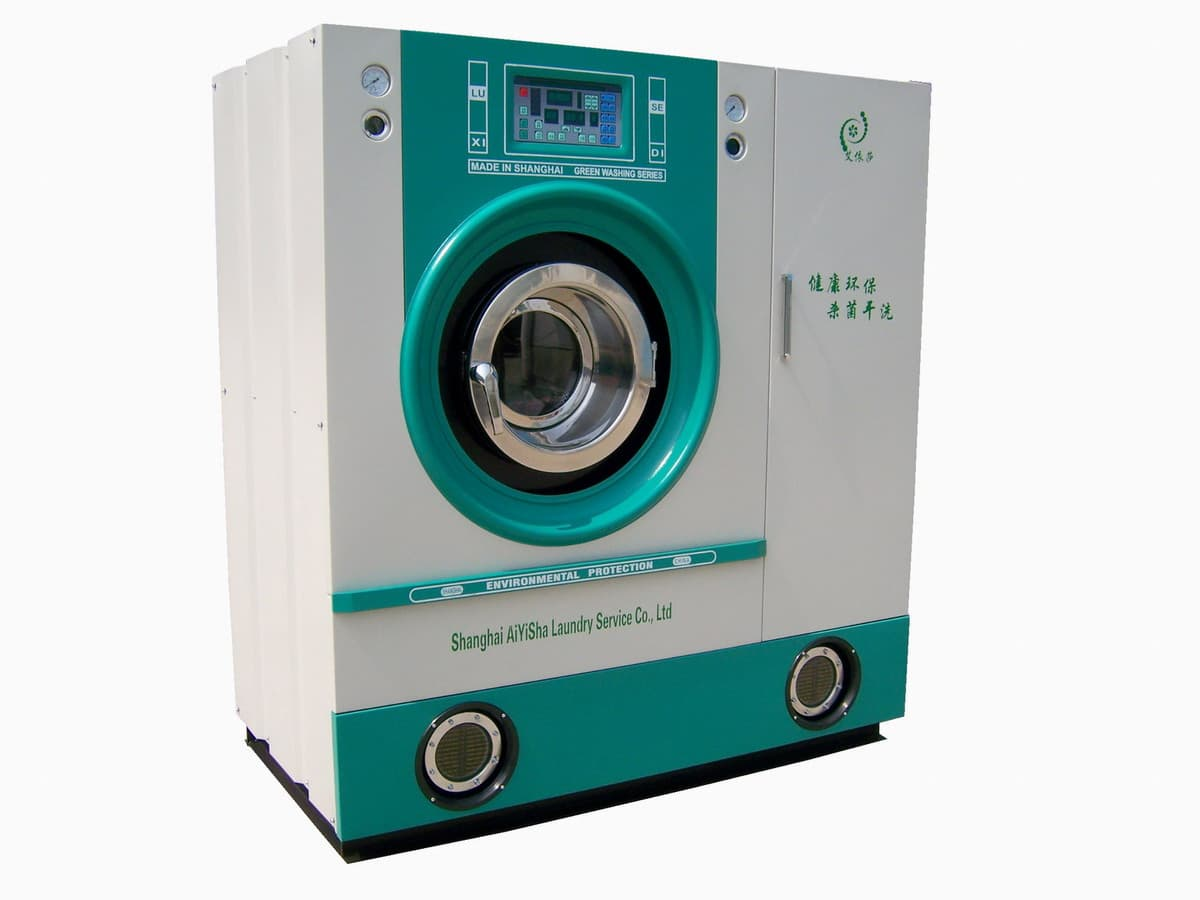 Hydrocarbon Dry Cleaning Machine From Shanghai Aiyisha