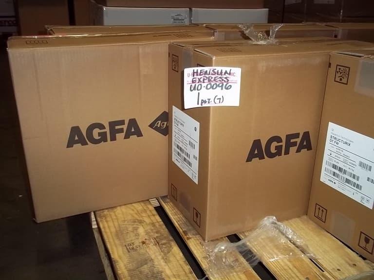 Agfa NDT Xray Film D5, D6, D7, D8/F8 | tradekorea