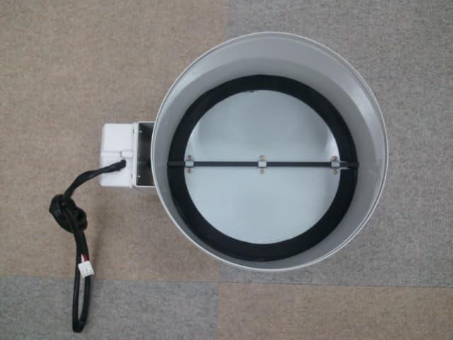 Electric duct damper from kj korea b2b marketplace portal south korea product wholesale Motorized duct damper