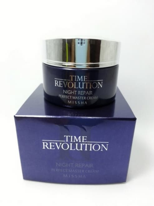 MISSHA Time Revolution Night Repair Perfect Master Cream 50ml