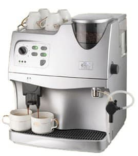 Fully automatic coffee machine (DL-A705)
