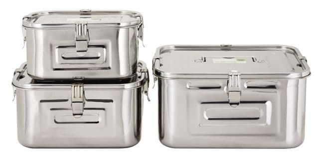 Stainless Steel Food Storage Container From Dainbell