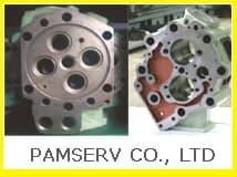Marine spare parts supplier - Hanshin, Yanmar, Niigata, Mitsubishi engine