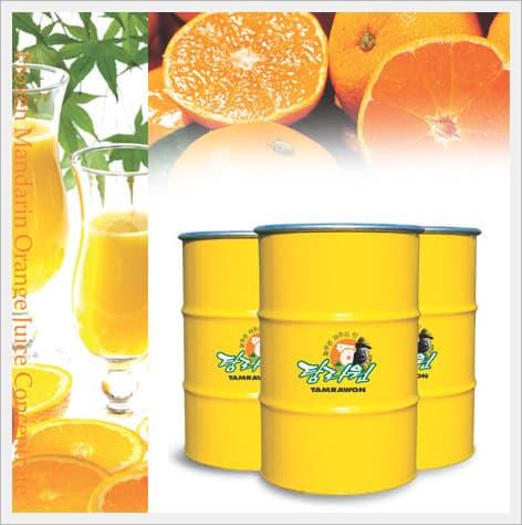 Mandarin Orange Juice Concentrate from IL HAE Co., Ltd ...