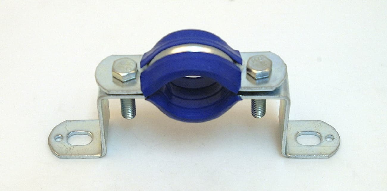 Offset clamp with insulation rubber from daehan i m b