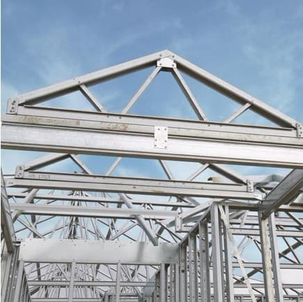 metal roof trusses s and villa karsinnat - Metal Roof Trusses