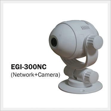 IP Network Camera EGI-300NC [Sunin Unitech Inc.]