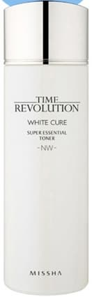 Missha Time Revolution White Cure Super Essential Toner NW 150ml