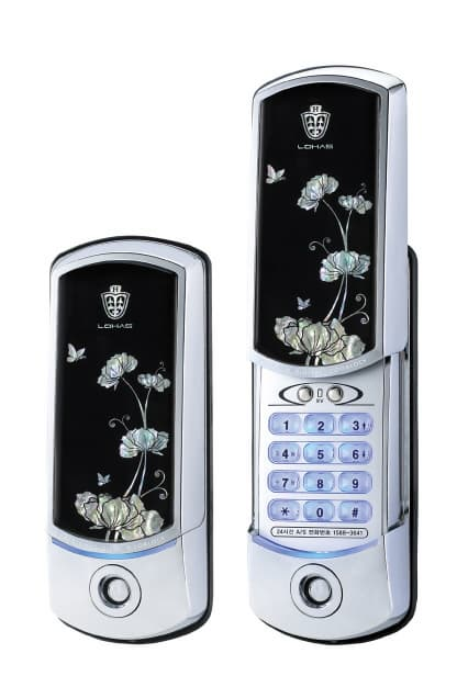 Digital Door Lock From Korea From Hae Gang Security B2b