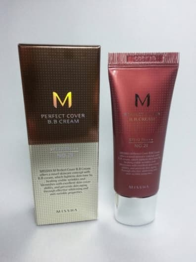 Missha M Perfect Cover B.B.Cream SPF 42 PA+++( #21) 20 ml