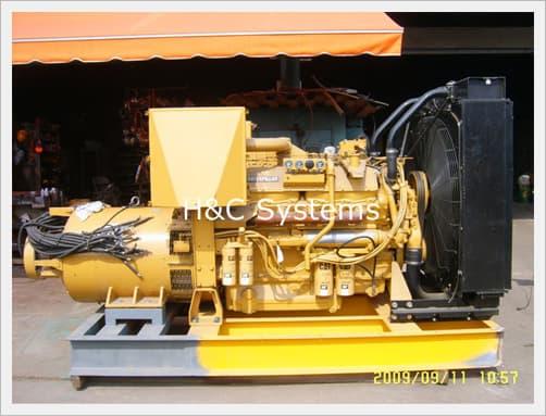 Used Generator CAT 500KW (Diesel)