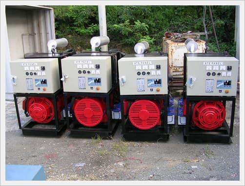 Used Generator 75KW ATS (Diesel)