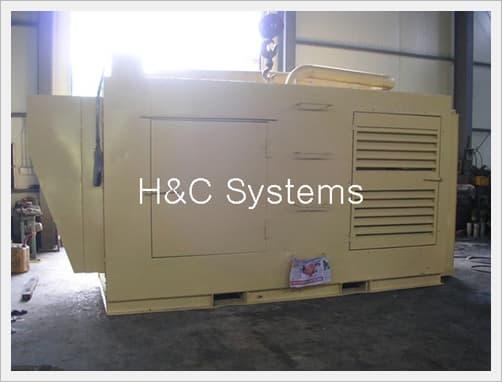 Used Generator 500KW CAT Soundproof (Diesel)