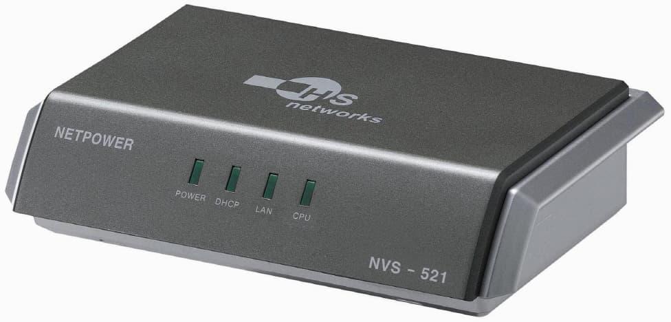 Dual Codec Network Video Server NVS-521