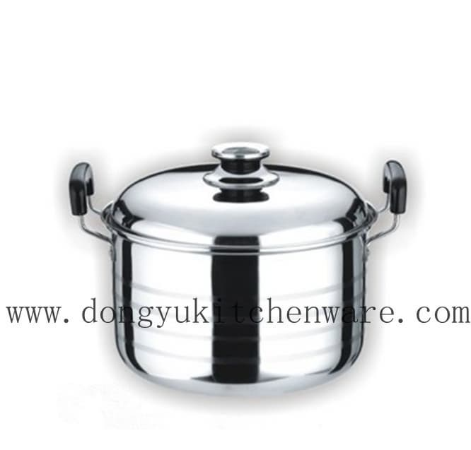 DY-4001 stainless steel American high pot.jpg