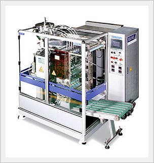 Fully Automatic 4-side Liquid Sachet Packaging Machine