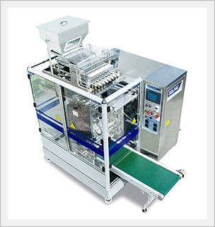 Fully Automatic 4-side Sachet Packaging Machine
