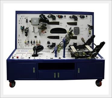 Automotive ETACS, IMS System Training Equipment