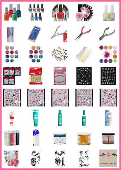 Nail nail art nail polish nail care nail machine nail for Nail salon equipment and supplies