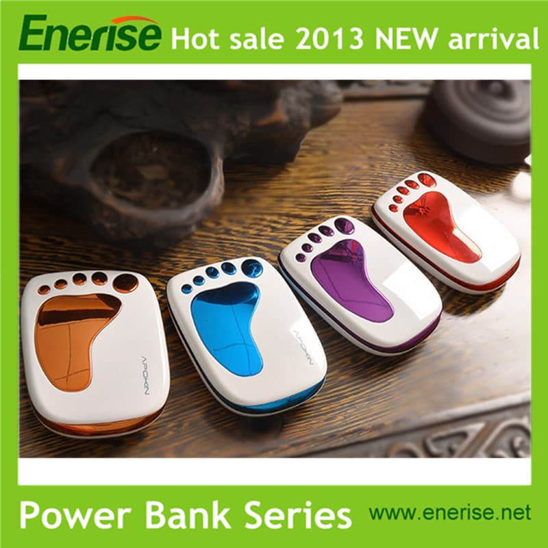 Mobile Power Bank From Shandong Enerise Power Technology