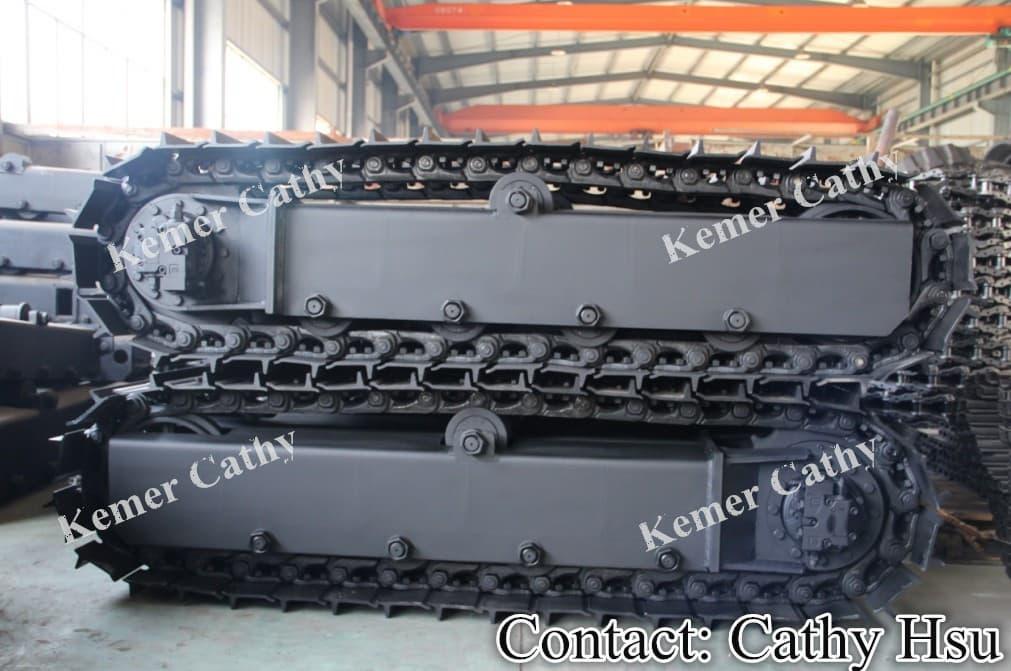 steel track undercarriage steel crawler undercarriage.jpg