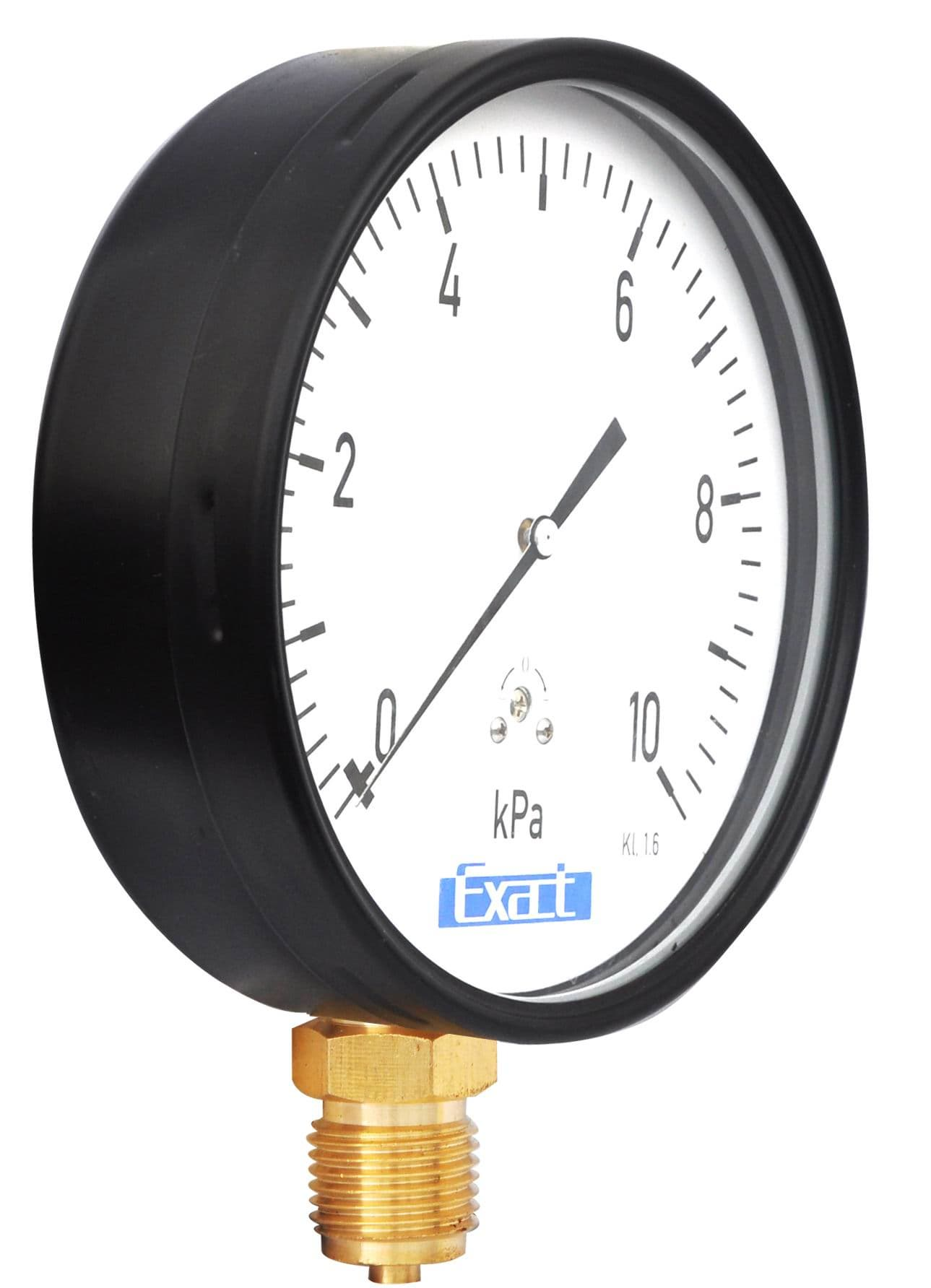 Pressure Measuring Instruments : Capsule pressure gauge ab from exact instrument co ltd