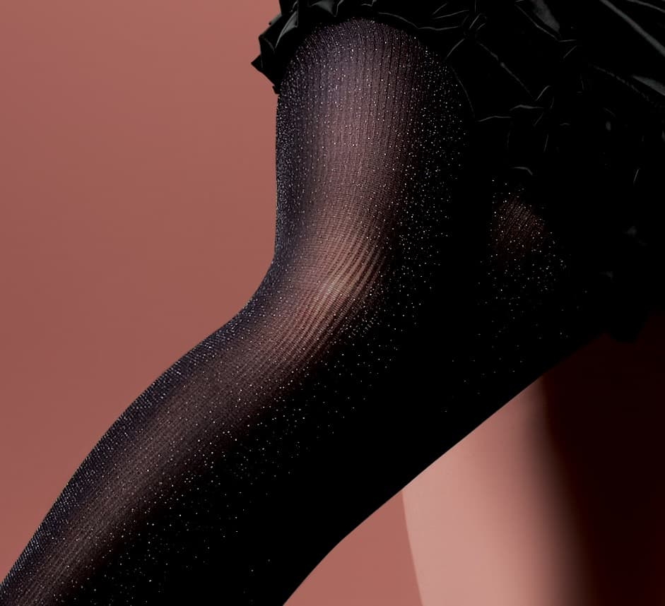 Woman Pattern Tights